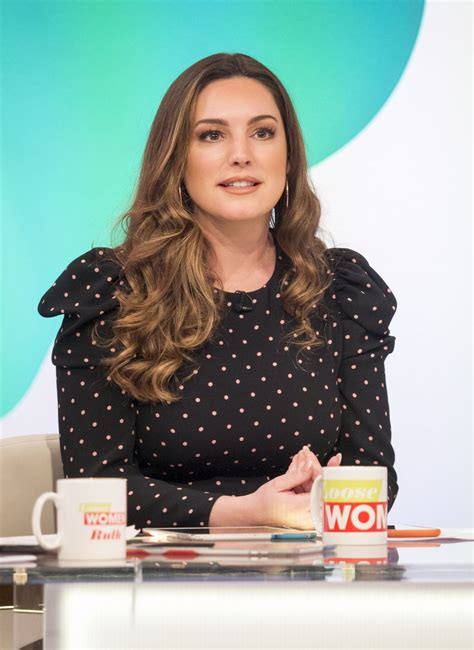 kelly brook official 2018 kelly brook loose women tv show in london 01 29 2018