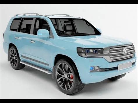 2019 Toyota Land Cruiser 300 Series by 2019 Toyota Land Cruiser