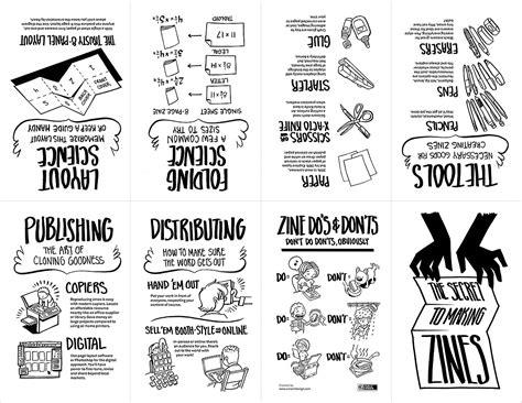 printable zines kevin umami design studio