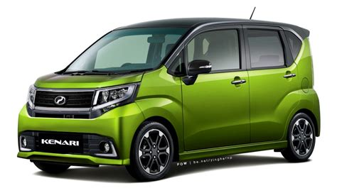 New Home Interior by Next Generation Perodua Kenari Exterior And Interior