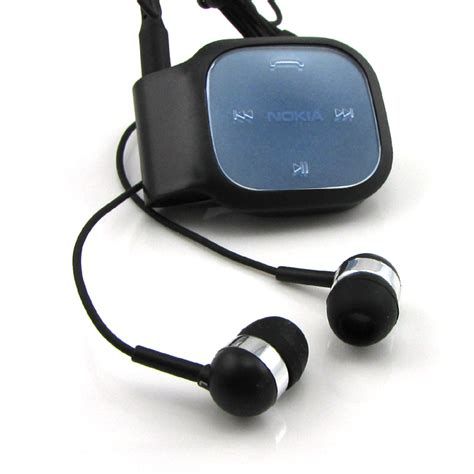 Headset Nokia nokia bluetooth headset bh 217 with charger black