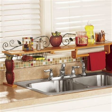 apple decorations for the kitchen apple the sink shelf from ginny s 742810