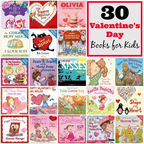 valentines day picture books shaped animals construction paper crafts