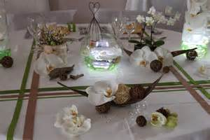 decoration salle mariage theme nature le mariage