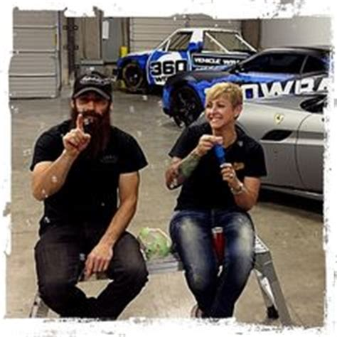 Christie Gas Monkey Garage Married by Fast N Loud Gas Monkey And Haircuts On