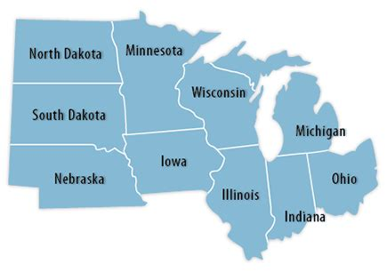 Midwest Home : Midwest Information Office : U.S. Bureau of