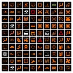 beleuchtung symbole auto auto 183 armaturenbrett 183 symbole 183 zeichen 183 taste