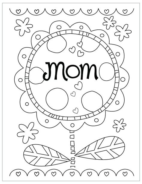 hallmark coloring pages halloween printable mothers day cards coloring pages best images