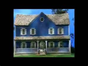 opening to in the big blue house rolie polie olie