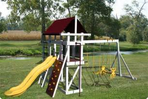backyard playground equipment american made