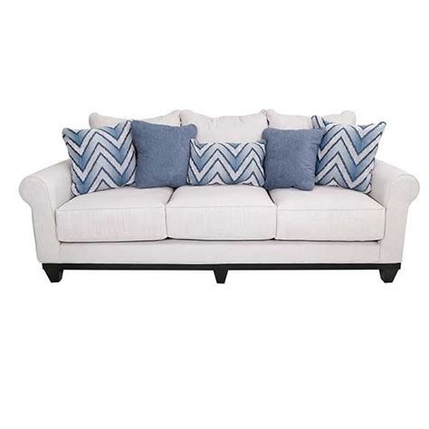 michael nicholas designs sofa new hm chic white and wood furniture hm etc