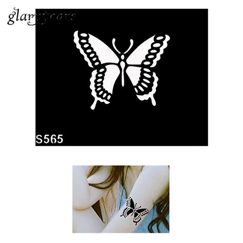 popular free butterfly tattoo stencils buy cheap free