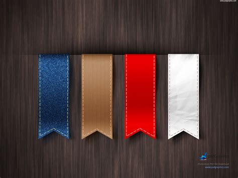 ribbon templates for photoshop vertical ribbons template psd