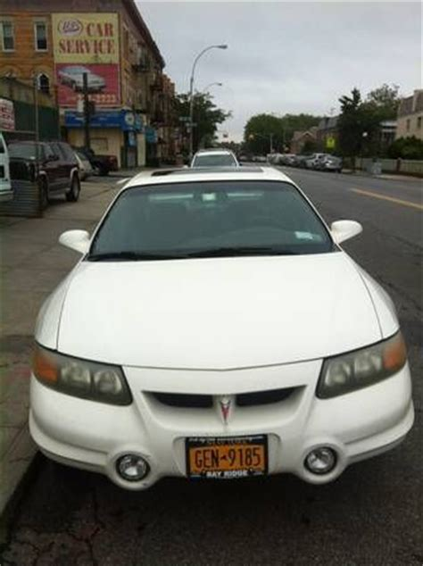 auto air conditioning service 2002 pontiac bonneville free book repair manuals find used 2002 pontiac bonneville ssei sedan 4 door 3 8l in brooklyn new york united states