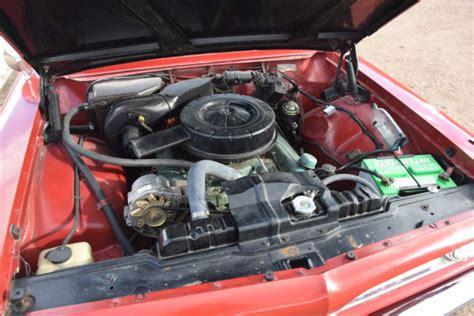 Pontiac 350 Engine For Sale 1963 Pontiac Tempest Lemans Convertible With Tempest 326