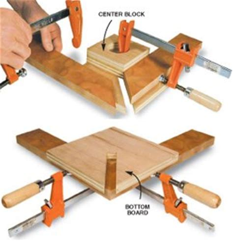 corner clamps   miters popular woodworking magazine