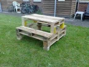 Kitchen Table And Chairs by Diy Wooden Pallet Projects 25 Fun Project Ideas