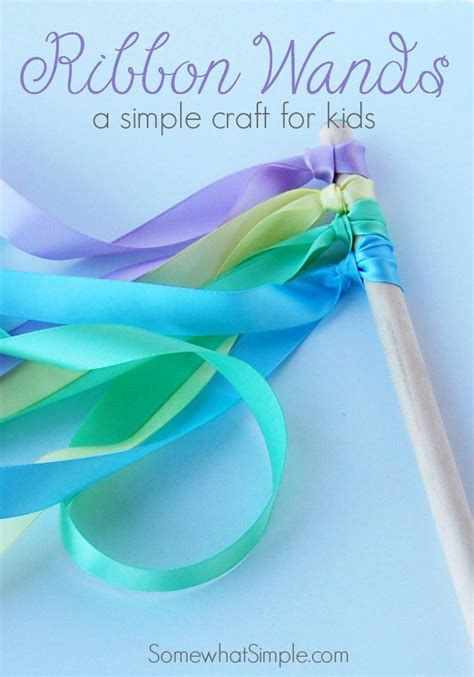 ribbon wands ribbon wands easy diy crafts and wand
