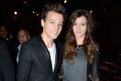 are louis tomlinson and eleanor calder engaged one