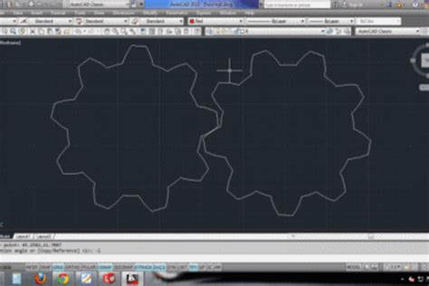 tutorial autocad net tutorial animation in 2d autocad grabcad