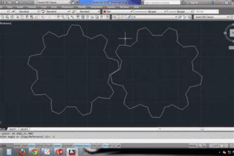 tutorial autocad 2007 2d tutorial animation in 2d autocad grabcad