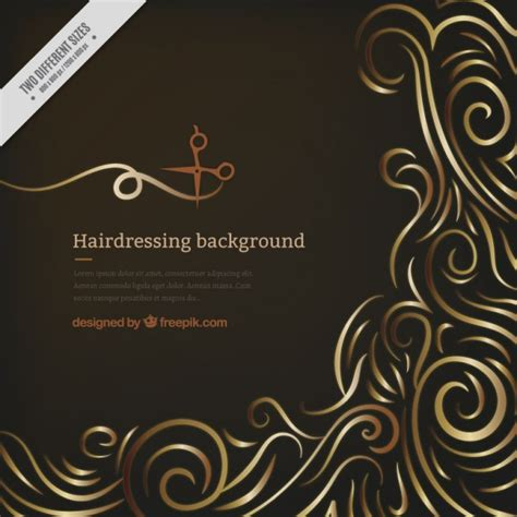 salon background black hairdressing salon background vector free
