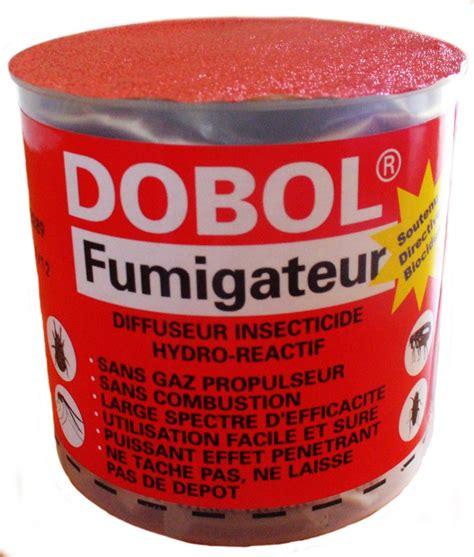 dobol fumigateur stop nuisibles