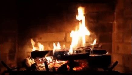 Fireplace Program by Burning Fireplace With Crackling Sounds Hd