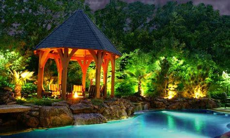 lighting garden led landscape lighting pool outdoor