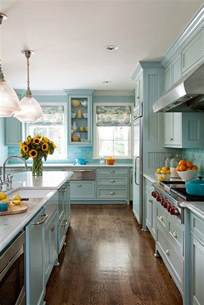 Paint Colors Kitchen Cabinets Kitchen Cabinet Paint Colors And How They Affect Your Mood Hative