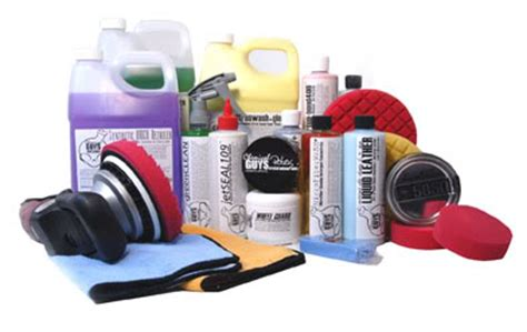 detailing car equipment car detailing products