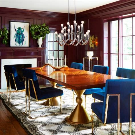 jonathan adler dining room table 60 modern dining room design ideas