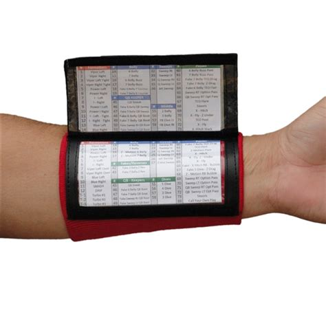 qb wristband template bing images