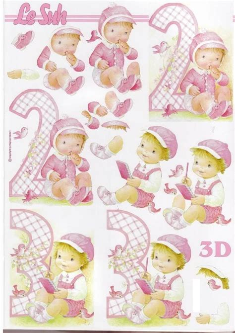 Baby Decoupage - the 162 best images about 3d baby on