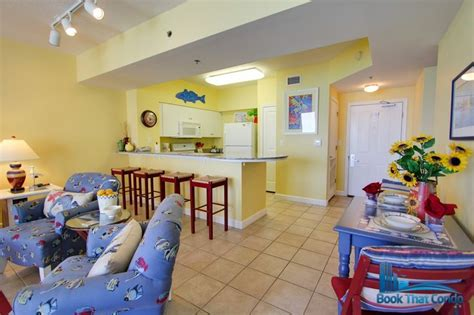 one bedroom condos in panama city beach shores of panama condo vacation rental vrbo 481409 1