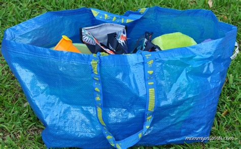 ikea bag hack 5 summer saving beach hacks for parents kristen hewitt
