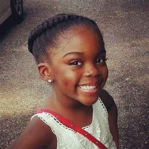 Excellente Idée De Coiffure Petite Fille Afro Coiffure