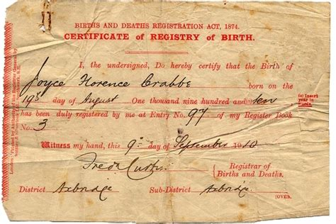Birth Records Nsw Family History Sutherland Shire Council Libraries