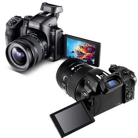 Kamera Samsung Nx30 jajaran produk samsung nx smart terbaru