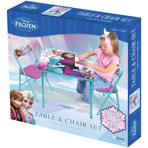 disney activity table and chairs disney frozen activity table chairs set