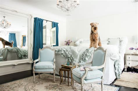 Jessica simpson home shabby chic style bedroom los