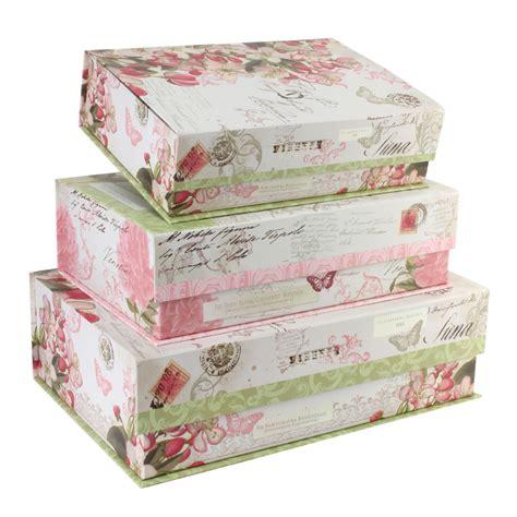 Gift Box Storage By Gizelshop pretty storage boxes storageworks 40 l canvas storage box