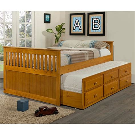 Best Deals On Beds Donco Captains Trundle Bed Best Deals Toys