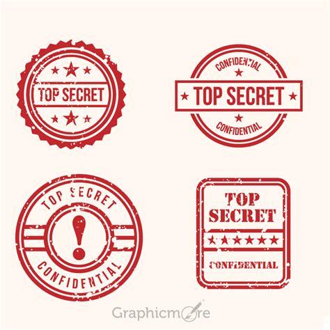 best free file top secret sts design free vector file