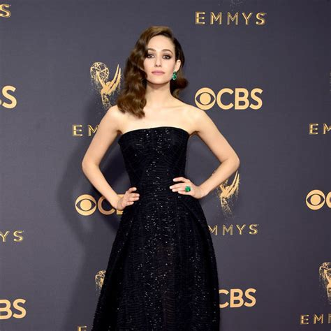 emmy rossum red dress emmy rossum s wedding dress is with this quot real housewives