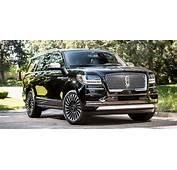 2018  Lincoln Navigator Vehicles On Display Chicago