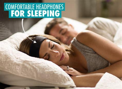 comfortable headphones for sleeping sleepphones speakers embedded in a comfy headband