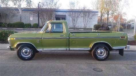 ford truck 1973 how about a green 1973 ford f 250 ford trucks