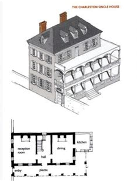 charleston single house plans charleston house plans on pinterest house plans home