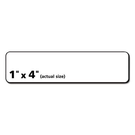 avery 5161 easy peel laser address labels 1 x 4 white